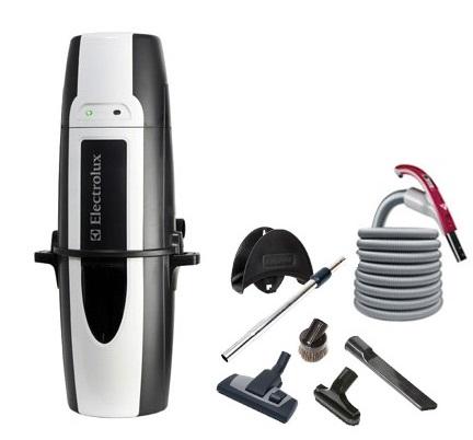 electrolux oxygen ZCV860 z zestawem akcesoriów 9m
