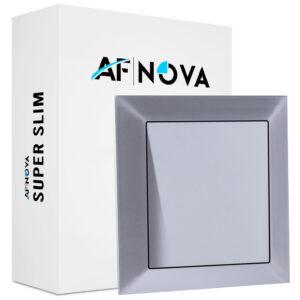 Gniazdo ssące af nova SLIM srebrne